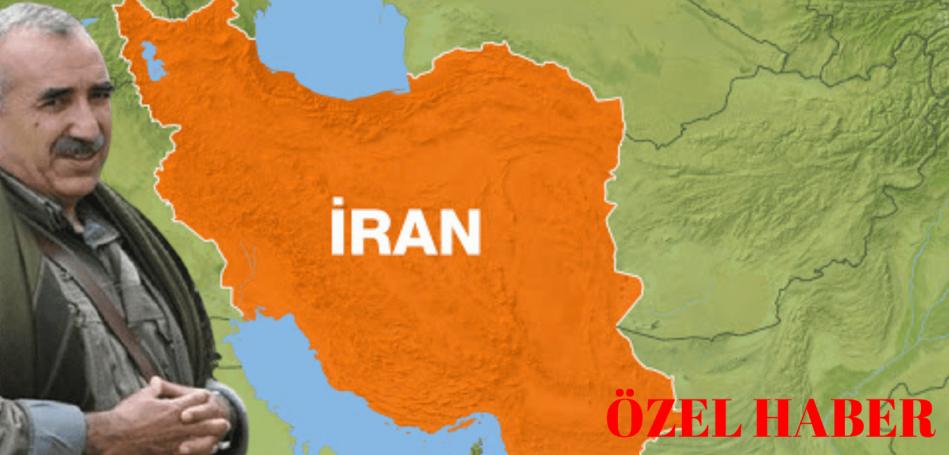 İran, PKK lider kadrosuna can simidi oluyor
